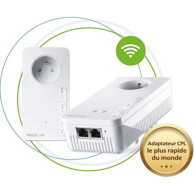 CPL Devolo Magic 2 + 2 WiFi Next