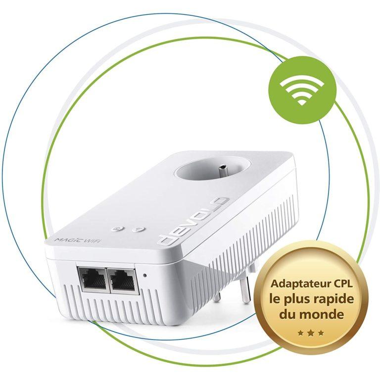 CPL Devolo Magic 2 WiFi Next